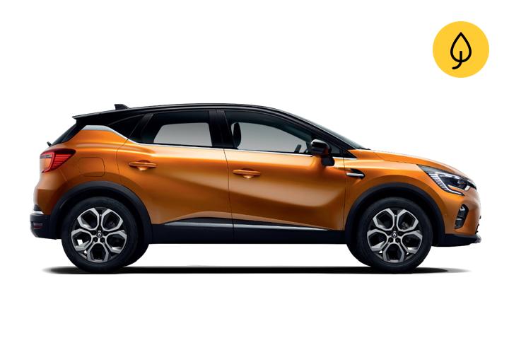 Renault CAPTUR Bi-Fuel 1.0 TCE 100 Bi-Fuel ZEN